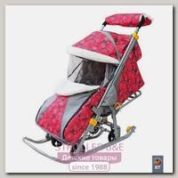 Детские cанки-коляска Snow Galaxy 1