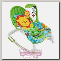 Детское кресло-качалка Fitch Baby Newborn-To-Toddler
