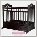 Детская кроватка Briciola 12 (поперечный маятник)