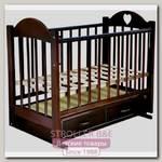 Детская кроватка Ведрусс Таисия 3 маятник поперечный