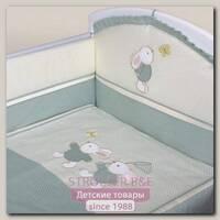 Комплект постельного белья Lappetti Летняя История 3 предмета