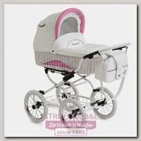 Детская коляска Reindeer Prestige Wiklina, люлька+автокресло