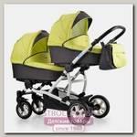 Детская коляска для двойни и погодок Aro Team Twinat 2 в 1