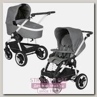 Детская коляска Teutonia BeYou V4 Elite WHL3 2 в 1, эко-кожа или ткань