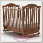 Детская кроватка Nuovita Sorriso dondolo, колесо + качалка