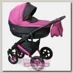 Детская коляска Caretto Bliss 2 в 1, ткань+эко-кожа