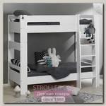 Двухъярусная кровать Junior Provence London 190x90
