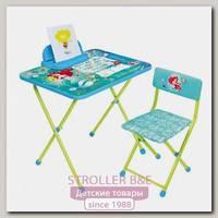 Комплект детской складной мебели Ника Disney-4