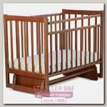 Детская кроватка СКВ Митенька 15400, поперечный маятник