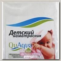 Наматрасник натяжной Qu Aqua Фланель