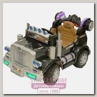 Электромобиль JiaJia JJ215 12V7*1, 3-6 лет, с музыкой и дистанционным управлением