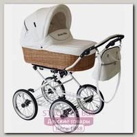 Детская коляска Maxima Willow 2 в 1, ткань/эко-кожа
