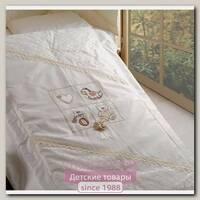 Постельный комплект в кроватку Roman Baby Romantica, 3 предмета