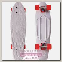 Скейтборд RT Y-Scoo Big Fishskateboard 27' с сумкой, 68,6х19
