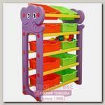 Стеллаж для хранения игрушек Happy Box JM-809C