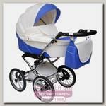 Детская коляска Maxima Brilliance 3 в 1, стразы или вышивка