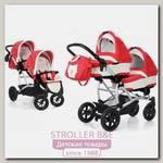 Детская коляска для двойни Esspero Duetto 3 в 1, шасси Grey