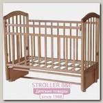 Детская кроватка Антел Алита 5 продольный маятник,без ящика