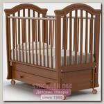 Детская кроватка Nuovita Perla swing, продольный маятник