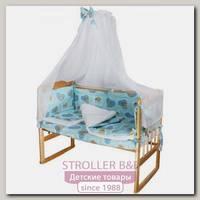 Комплект детского постельного белья Фея Мишки 3 предмета