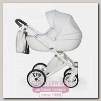 Детская коляска Indigo Porto 2 в 1, эко-кожа