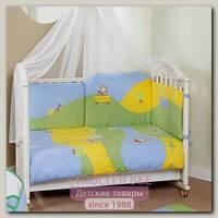 Комплект постельного белья Feretti Jolly 6 предметов long
