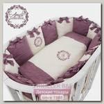Комплект для овальной и круглой кроватки Pituso Амели (6 предметов)