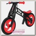 Велобалансир + беговел Hobby-Bike RT Fly В Черная Оса Plastic В-шины волна