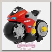 Игрушка Chicco Ducati Turbo Touch со сменной панелью