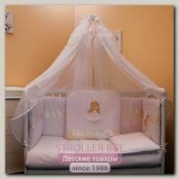 Комплект постельного белья Балу Я Принцесса, 3 предмета, в коробке