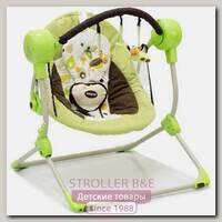 Детские электрокачели Baby Care Balancelle с пультом