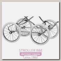 Комплект колес к коляске Hesba EVA-300-CH