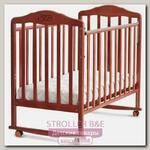 Детская кроватка Sweet Baby Lorenzo, колесо + качалка