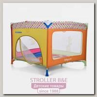 Детский игровой манеж Baby Care Rainbow