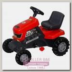 Каталка-трактор с педалями Coloma Turbo