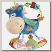 Мягкая игрушка-погремушка Playgro Ослик