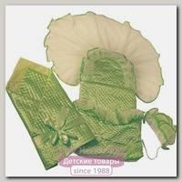 Демисезонное одеяло и конверт на выписку Топотушки Любаша 104, 3 предмета
