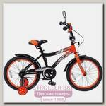 Двухколесный велосипед Velolider Lider Shark 18'