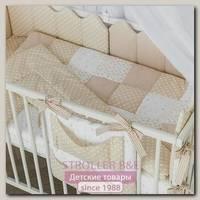 Комплект постельного белья в кроватку Martoo Mosaik, 7 предметов