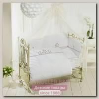 Комплект постельного белья Feretti Vintage Flowers Long 6 предметов