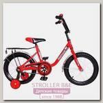 Двухколесный велосипед RT Мультяшка 1604 16' 1s