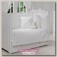Комплект в кроватку Fiorellino Luna Chic Фиореллино Луна Чик, 5 предметов