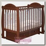 Детская кровать Можгинский лесокомбинат Милано Мишутка 4, базовая + маятник с 2 ящиками