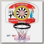 Настенный Игровой набор Pilsan Баскетбол + Дартс
