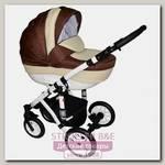 Детская коляска Gusio Florencja New 3 в 1, с переноской