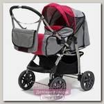 Детская коляска-трансформер BartPlast Amelia B - D / M / U