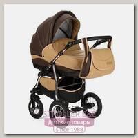 Детская коляска Aneco Venezia Lux Alu 2 в 1, эко-кожа