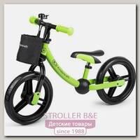 Беговел Kinderkraft Balance bike 2Way Next с аксессуарами