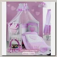 Комплект постельного белья Roman Baby Cuore di Mamma 5 предметов