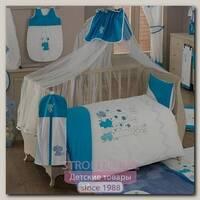 Комплект постельного белья Kidboo Elephant 6 предметов